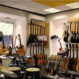 Музыкальные магазины Чишмов