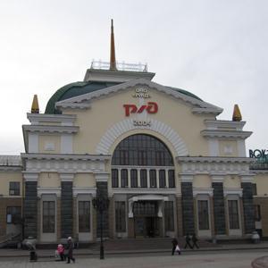 Железнодорожные вокзалы Чишмов